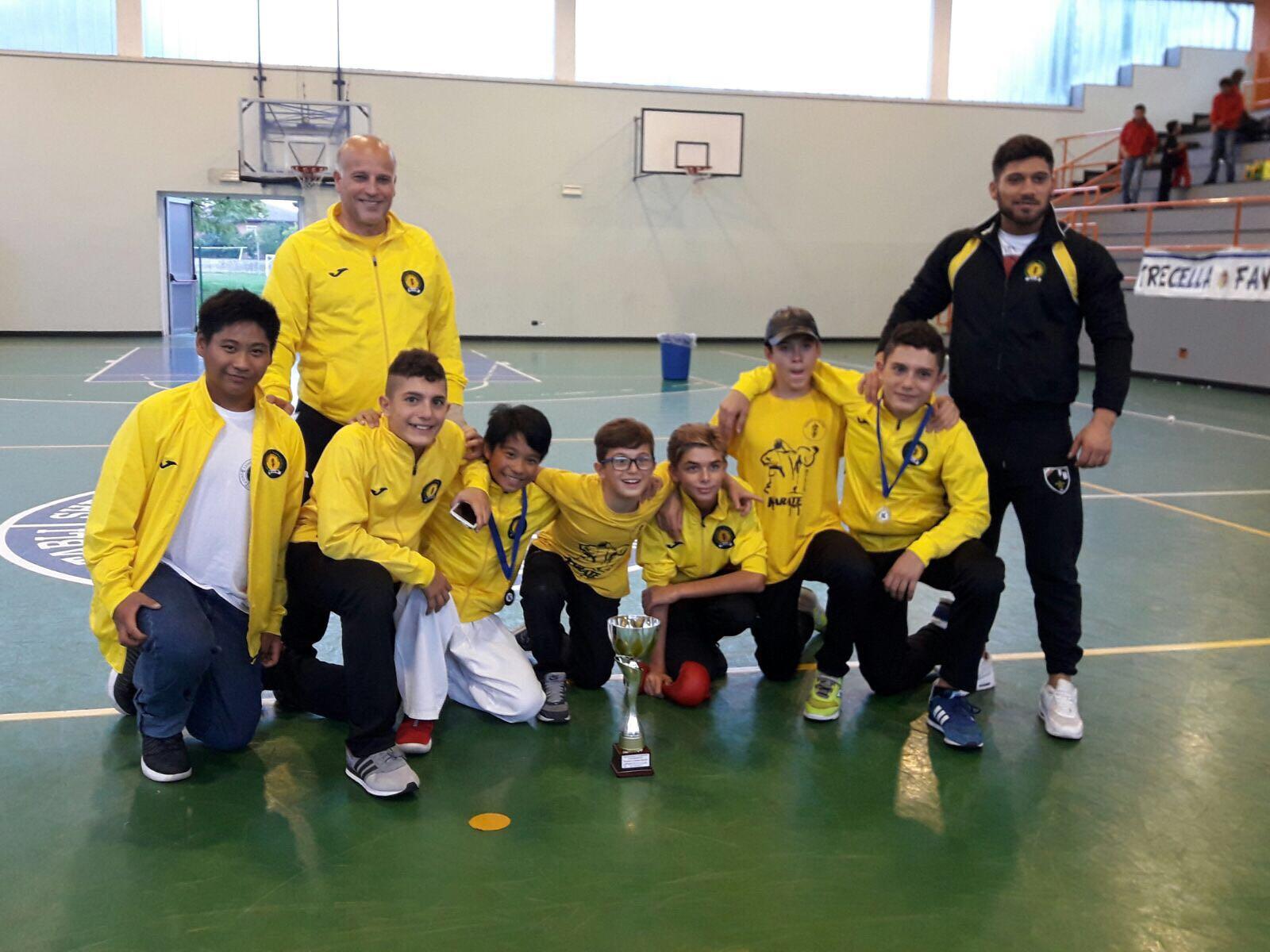 Campionato Regionale 2017 Esordienti A